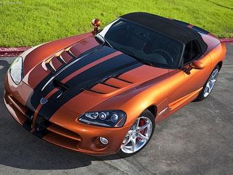 Dodge возобновит выпуск суперкара Viper в 2012 году