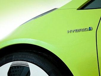 К 2012 году Toyota выпустит шесть новых гибридов