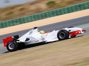 Команда HRT нашла производителя болидов Формулы-1