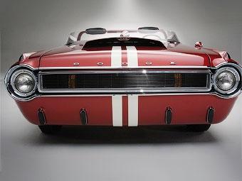 Уникальный концепт-кар Dodge уйдет с молотка