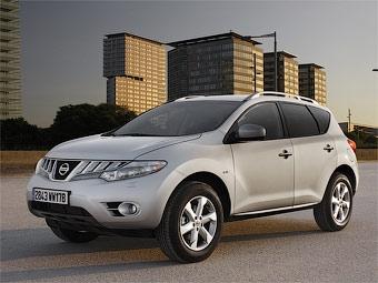 В России началось производство кроссоверов Nissan Murano