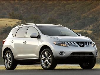 В России будут выпускать Nissan Murano