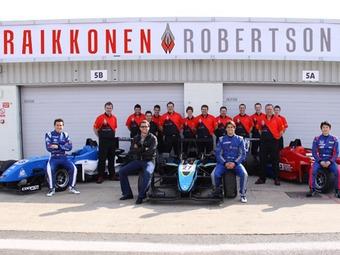 Кими Райкконен расстался с командой Формулы-3