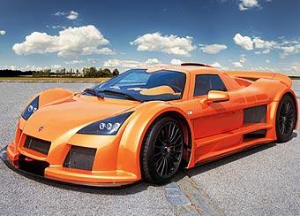 800-сильный немецкий суперкар покажут в Женеве