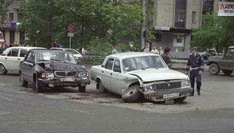 Фрадков подписал документ о снижении смертности на дорогах