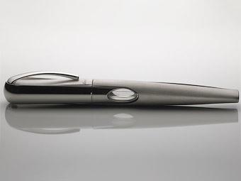 Итальянцы разработали для Bugatti ручку за 15 тысяч долларов