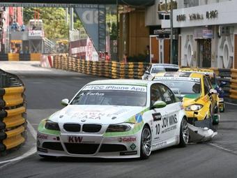 Команда BMW ушла из чемпионата мира по кузовным гонкам