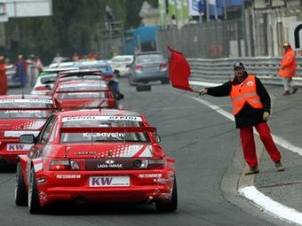 Lada покинула чемпионат мира по кузовным гонкам