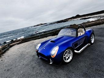 Американцы возродили спорткар AC Cobra в современном обличье