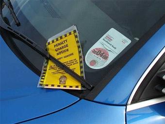Британцам вернут пять миллионов фунтов за неправильную парковку