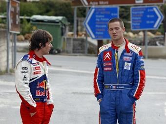 Команда Citroen определилась с гонщиками на 2011 год