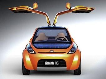 Geely выпустит самый дешевый автомобиль в мире