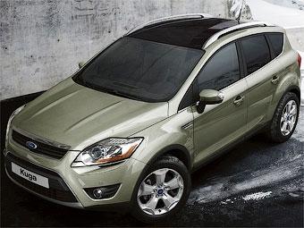 """Ford покажет прототип новой """"Куги"""" в январе"""