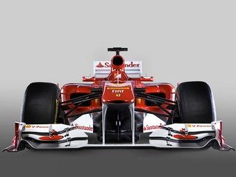 Команда Ferrari представила новый болид Формулы-1