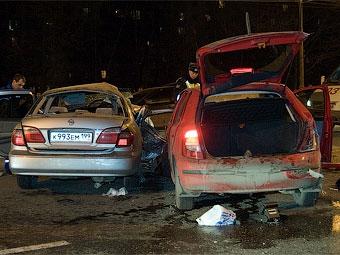 С начала года в России по вине пьяных водителей погибли 666 человек