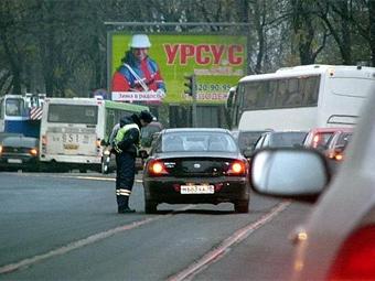 """Каждая восьмая авария в России происходит из-за выезда на """"встречку"""""""