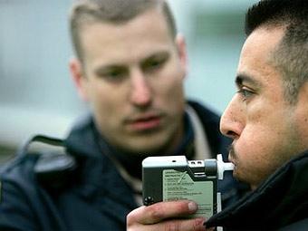 Минздрав доверил борьбу с пьянством за рулем алкотестерам