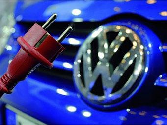 Концерн VW решил ежегодно продавать 300 тысяч электрокаров и гибридов