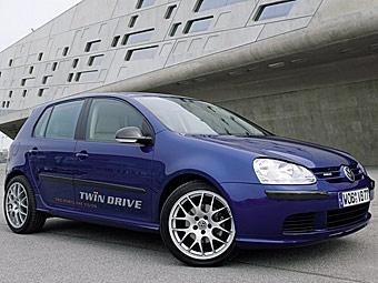 VW создал на базе Golf подзаряжающийся от розетки гибрид