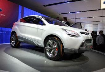 Во Франкфурте Ford покажет новый кроссовер