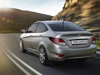 Hyundai Solaris заказали пять тысяч россиян