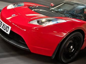 В 2013 году Tesla выпустит электрический кроссовер