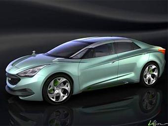 В Женеве Hyundai покажет гибридный концепт и обновленное семейство i30