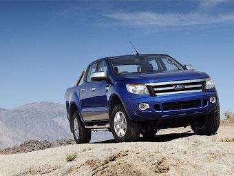 Компания Ford официально представила новый пикап