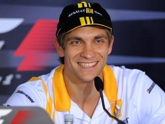 Виталий Петров надеется принять участие в Гран-при России