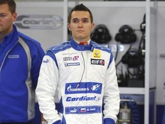 Михаил Алешин выиграл гонку в Маньи-Кур