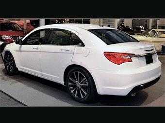 У седана Chrysler 200 появится спортивная версия