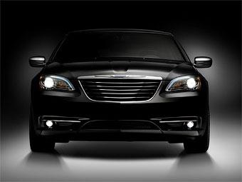 Из седана Chrysler 200 сделают кабриолет
