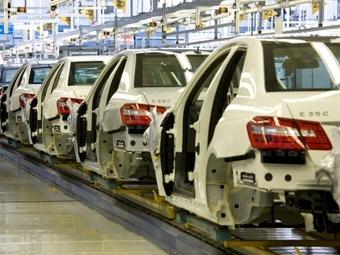 """""""ГАЗ"""" предложил Daimler собирать в России Mercedes-Benz E-Class"""