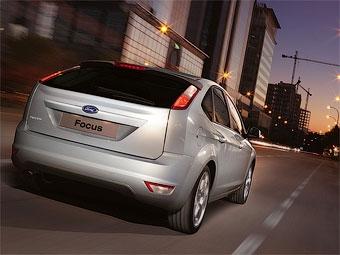 В октябре самой продаваемой иномаркой в России остался Ford Focus