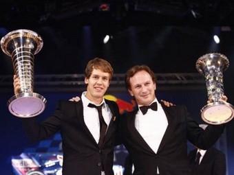 Феттель и Red Bull номинированы на престижную спортивную награду