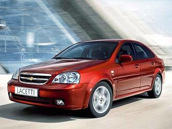 Chevrolet Lacetti калининградской сборки включат в программу утилизации