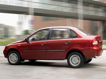 """Renault и Nissan на базе """"Калины"""" будут стоить дешевле 10 тысяч долларов"""