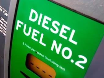 ФАС выяснит причины удорожания дизтоплива
