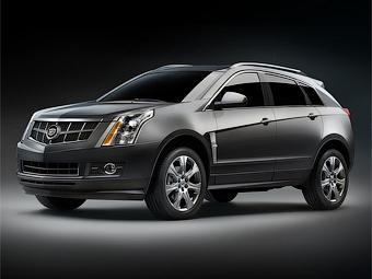 GM отзовет по всему миру кроссоверы Cadillac SRX