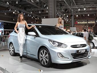 Появились новые подробности о бюджетном седане Hyundai для России