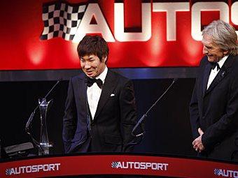 Камуи Кобаяси стал лучшим новичком сезона по версии журнала Autosport