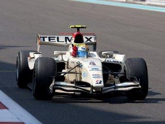 Будущий пилот команды Sauber выиграл гонку GP2