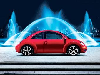 """Volkswagen заменит в США дефектные """"Жуки"""" на новые автомобили"""