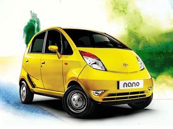 Малолитражка Nano выберется за пределы Индии