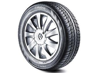 Компания Renault занялась выпуском дешевых шин