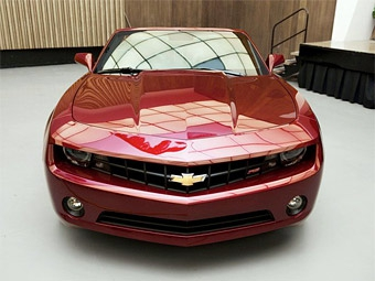 Chevrolet Camaro без крыши готов к серийному производству