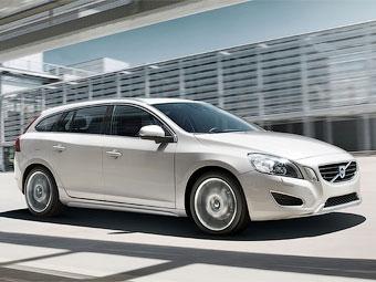 В Швеции началось производство универсала Volvo V60