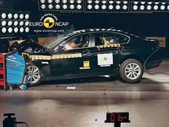 Европейцы выбрали самые безопасные автомобили 2010 года