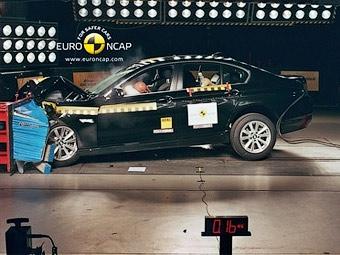 Организация Euro NCAP проверила безопасность трех новых автомобилей