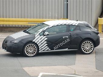 Новое поколение Opel Astra OPC получит 300-сильный мотор